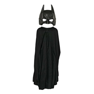 Batman Pelerin Kostüm Standart Beden