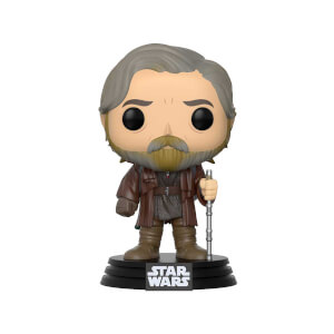 Funko Pop Star Wars E8: TLJ Luke Skywalker Figür