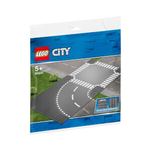 LEGO City Supplementary Viraj ve Dört Yol 60237