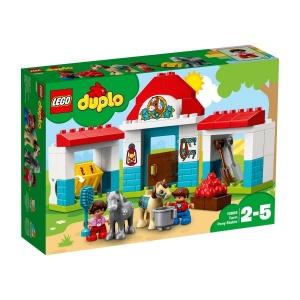 LEGO DUPLO Çiftlik Midilli Ahırı 10868