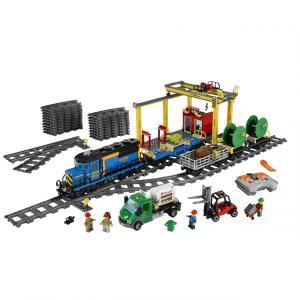 LEGO City Yük Treni 60052
