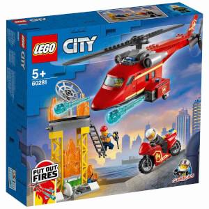 LEGO City Fire İtfaiye Kurtarma Helikopteri 60281