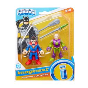 Imaginext DC Super Friends 2'li Figür DTP69