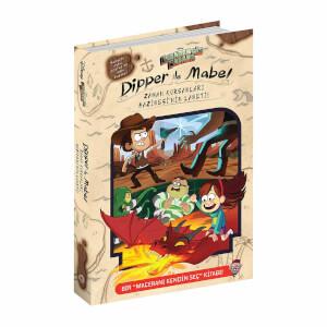Disney Esrarengiz Kasaba Dipper ile Mabel Zaman Korsanları Hazinesi'nin Laneti