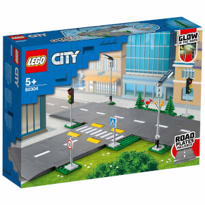 LEGO City Community Yol Zeminleri 60304