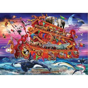 260 Parça Puzzle : Nuh'un Gemisi 5024