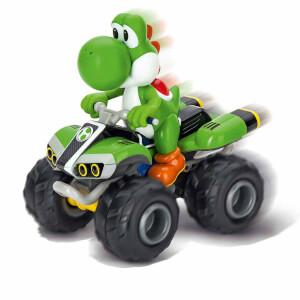 1:20 Mario Kart Yoshi Uzaktan Kumandalı Araba 18 cm.