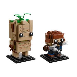 LEGO BrickHeadz Groot ve Roket 41626