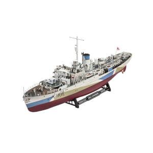 Revell 1:144  Corvette HMCS Snowberry Gemi 5132
