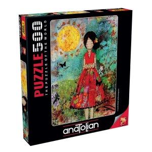 500 Parça Puzzle : Güneşe Doğru
