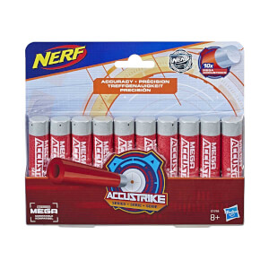 Nerf Accustrike 10'Lu Yedek Paket E1744