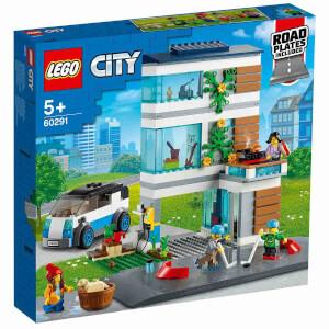 LEGO City Community Aile Evi 60291