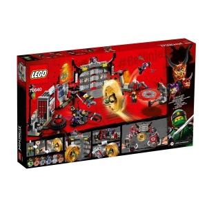 LEGO Ninjago G. O. Genel Merkezi 70640