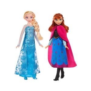 Disney Frozen 2 Elsa ve Anna Moda Seti E8750