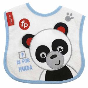 Fisher Price Panda Figürlü Önlük