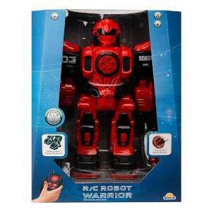 Planet Warrior Sesli ve Işıklı Robot 34 cm.