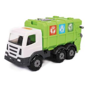 Prestij Yeşil Geri Dönüşüm Aracı