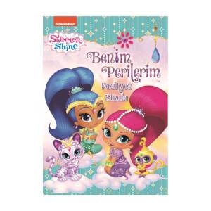 Shimmer And Shine Benim Perilerim Faaliyet Kitabı