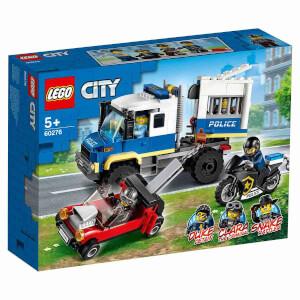 LEGO City Police Mahkum Nakliye Aracı 60276