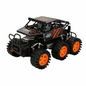 Maxx Wheels Rock Crawler Sürtmeli Araba 21 cm.