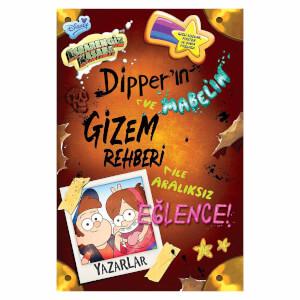 Disney Esrarengiz Kasaba Dipper'ın Gizem Rehberi ile Aralıksız Eğlence!