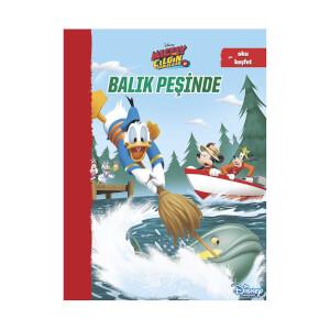 Mickey ve Çılgın Yarışçılar Balık Peşinde