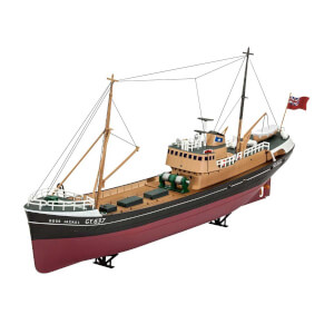 Revell 1:142 North Sea Trawler Gemi 5204
