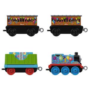Thomas Friends Maceraları 4'lü Araçlar DWM32