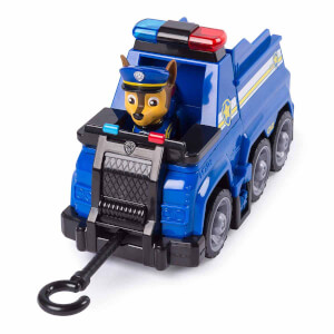 Paw Patrol Temalı Kurtarma Araçları