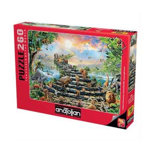 260 Parça Puzzle : Cennet Basamakları