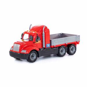 Polesie Power Trucks Kırmızı Kamyon