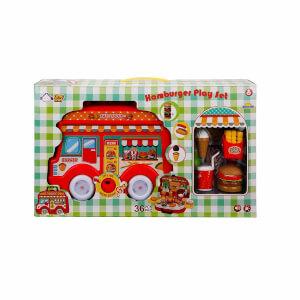 Hamburger Karavanı