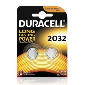 Duracell Düğme Pil 2032 2'li