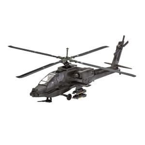 Revell 1:100 AH-64A Apache Model Set Helikopter 64985