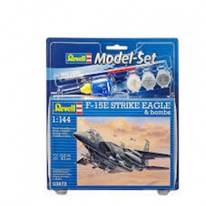 Revell 1:144 F-15E Model Set Uçak