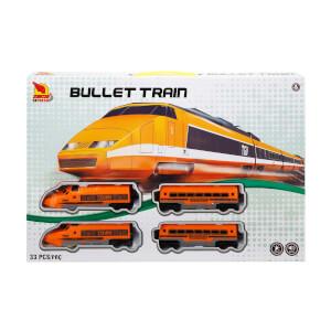 Sesli ve Işıklı Tren Seti 33 Parça