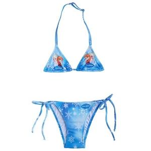 Slipstop Kız Çocuk Frozen Brilliant Bikini