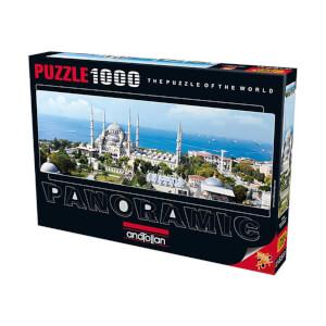 1000 Parça Puzzle : Sultan Ahmet Cami