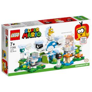LEGO Super Mario Lakitu Gökyüzü Dünyası Ek Macera Seti 71389