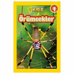 National Geographic Kids Örümcekler