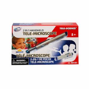 Kalem Tipi Teleskop ve Mikroskop