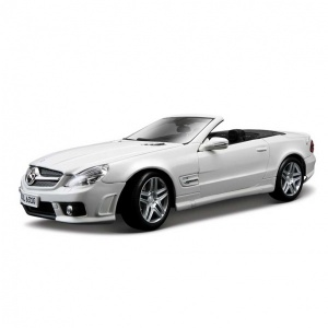1:18 Maisto Mercedes Sl 63 Model Araba