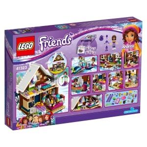 LEGO Friends Kayak Tesisi Dağ Evi 41323