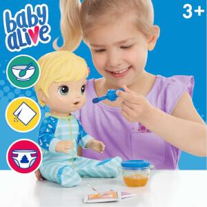 Baby Alive Bebeğim Hasta Oldu Sarışın E6937