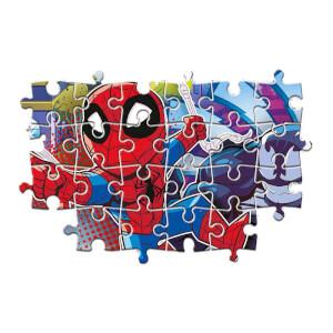 3 x 48 Parça Puzzle : Marvel Super Hero Adventures