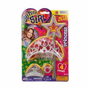 Glitter Girl Prenses Seti