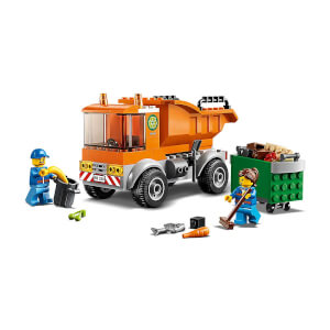 LEGO City Great Vehicles Çöp Kamyonu 60220