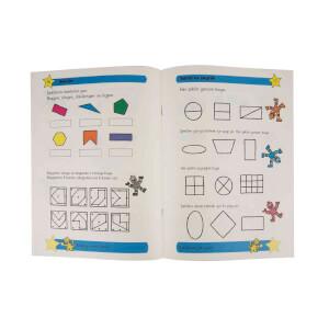 Okula Hazırım 10 Matematik Öğreniyorum 6-7 Yaş