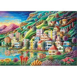 260 Parça Puzzle : Koy