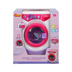 Müzikli ve Işıklı Çamaşır Makinesi